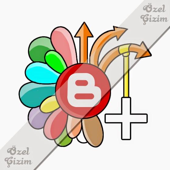 Logo, logo çizim, blogger logo, bloggerlar paylaşıyor, blogger temalı logo, blog logo, İllustrasyon, site logosu, yaratıcı logolar, Özel Çizim, web çizim,
