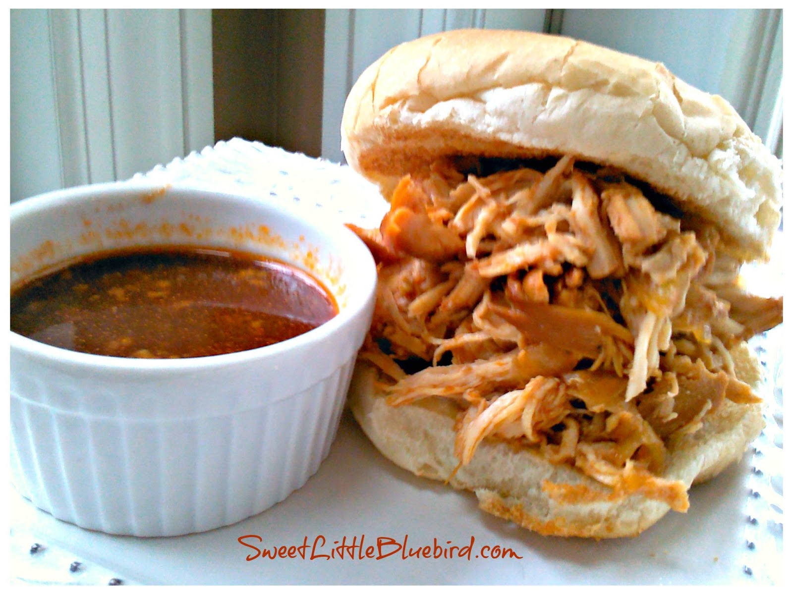 crock pot pulled chicken print recipe ingredients 2 1 2 3 lbs chicken ...