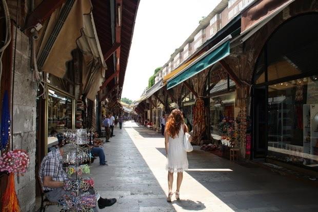 bazar arasta sultanahmet