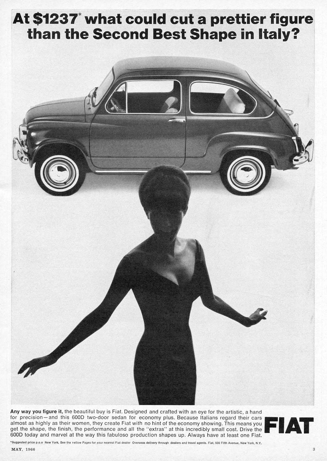 Diversity Is Beautiful Fiat In The Second Best Shape In - Nearest fiat dealer