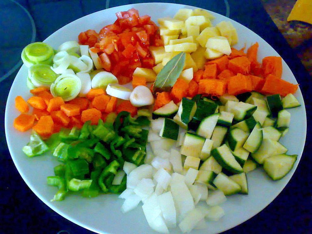 Cocinando ando los corte mas utilizados en cocina for Cortes de verduras gastronomia pdf