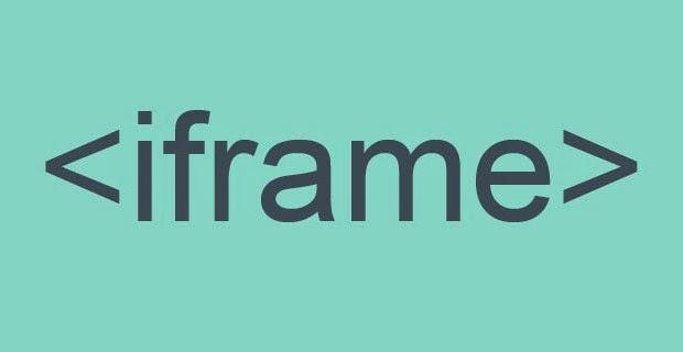 Cara Menghapus IFrame di Blog Dengan Mudah