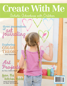 Cover Girl (Daughter) of Create With Me Winter 2012