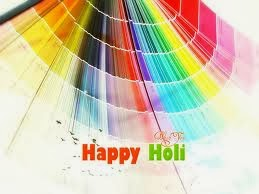 Happy holi mix water gun colour wallpapers