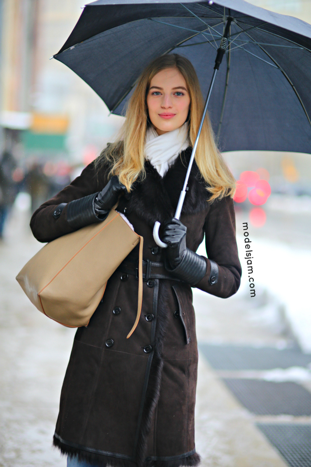 Vanessa Axente, New York, February 2013