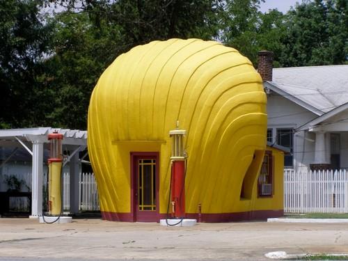 Gasolinera Shell en Winston-Salem