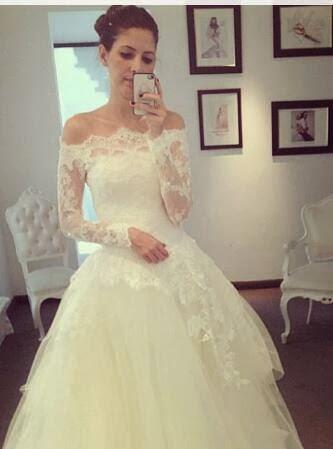 Vestidos de noiva simples tumblr