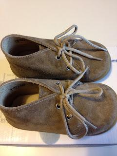 Zapato Niño o Niña con poco uso barato segunda mano zapatos usados