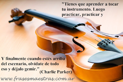frases de Charlie Parker