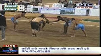 Pakistan vs Denmark World Kabaddi Cup 2013 Full Video