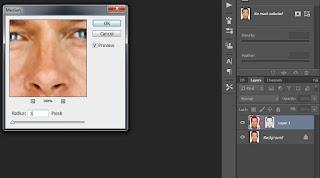 Cara Menghilangkan Jerawat dengan Photoshop