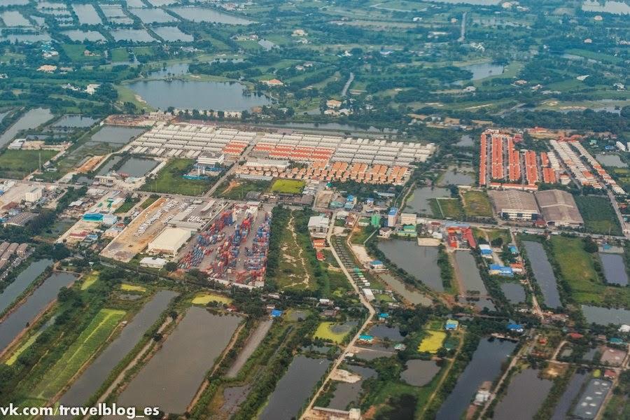 Аэропорт Суварнабхуми (BKK). Бангкок