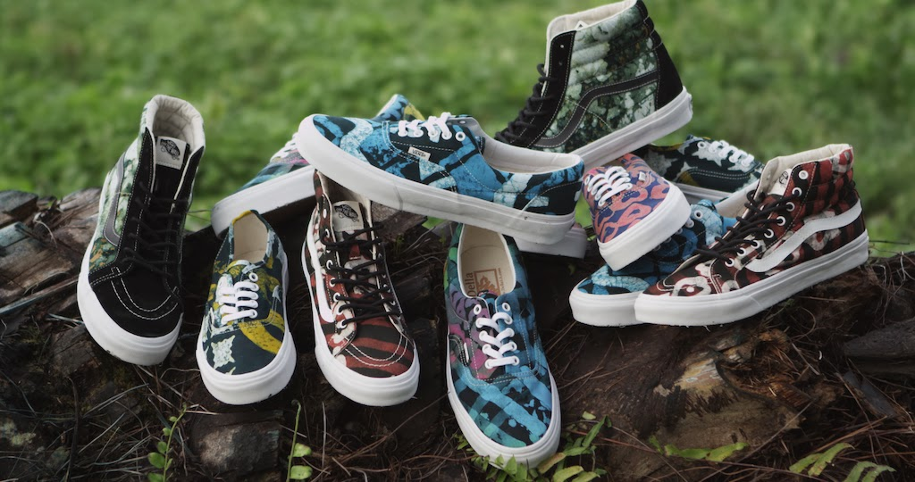 US Shoes Manufacturer, Vans Collaborates With Della To Support ...