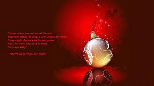 Romantic Happy New Year Poems For Boyfriend 2015