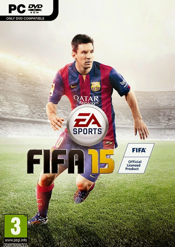 FIFA 15 Game Crack And Serial Key DoAwnload
