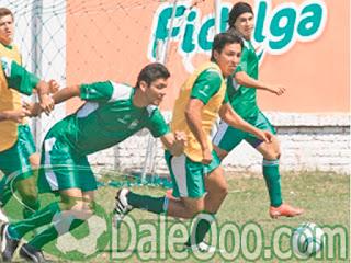 Oriente Petrolero - Jhasmani Duk, Diego Terrazas - DaleOoo.com página del Club Oriente Petrolero