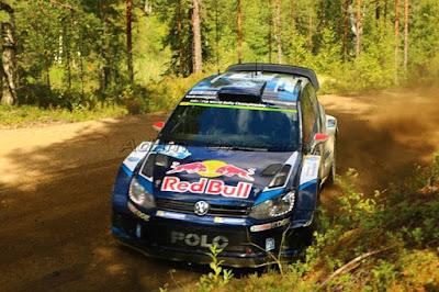 WRC Neste Oil Rally Finland