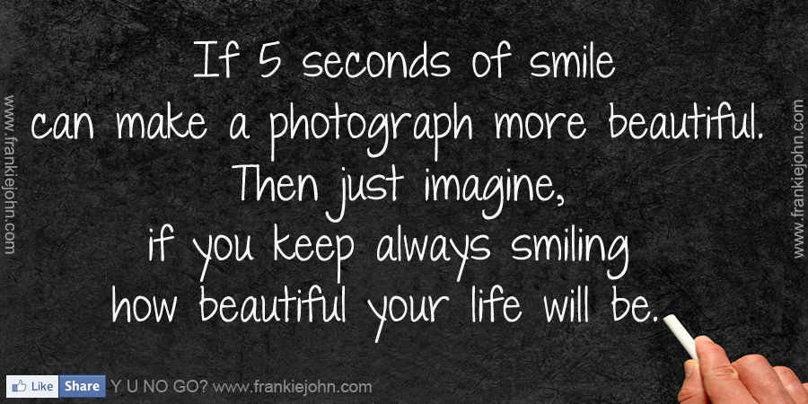 Smile Your Beautiful Quotes