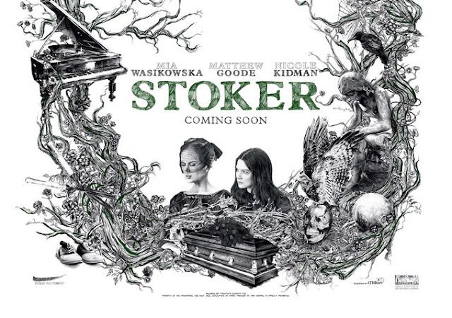 comentarios sobre la pelicula Stoker