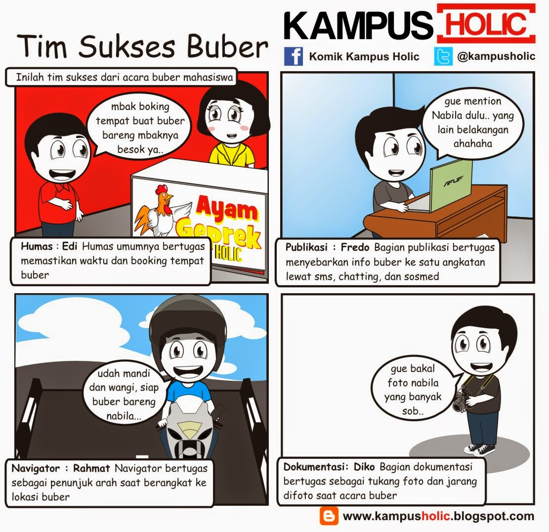 #579 Tim Sukses Buber