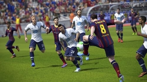 FIFA 14 Ultimate Edition Gameplay