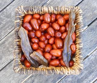 marmellata di giuggiole e carrube