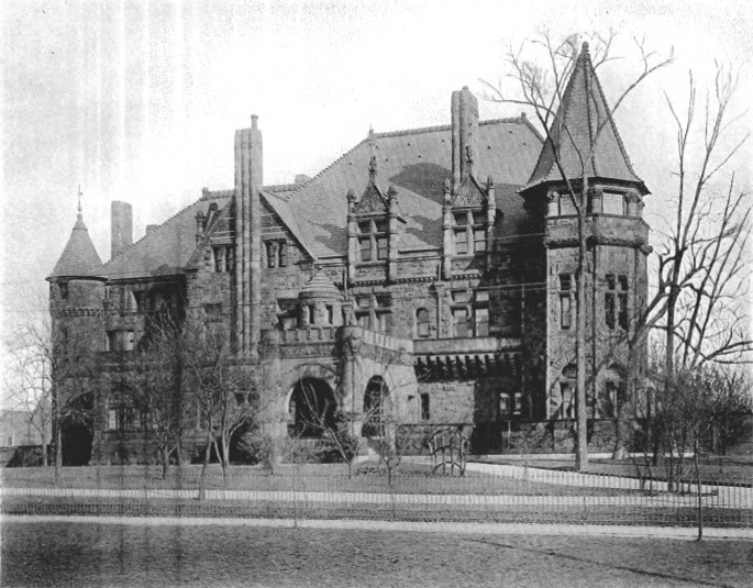 Cleveland Area History Beautiful Homes Of Cleveland Part 1