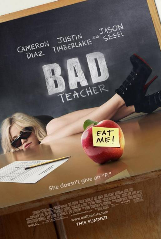 Bad Teacher DVDRip [Español Subtitulado] 2011