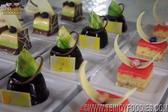 marriott cafe cakes