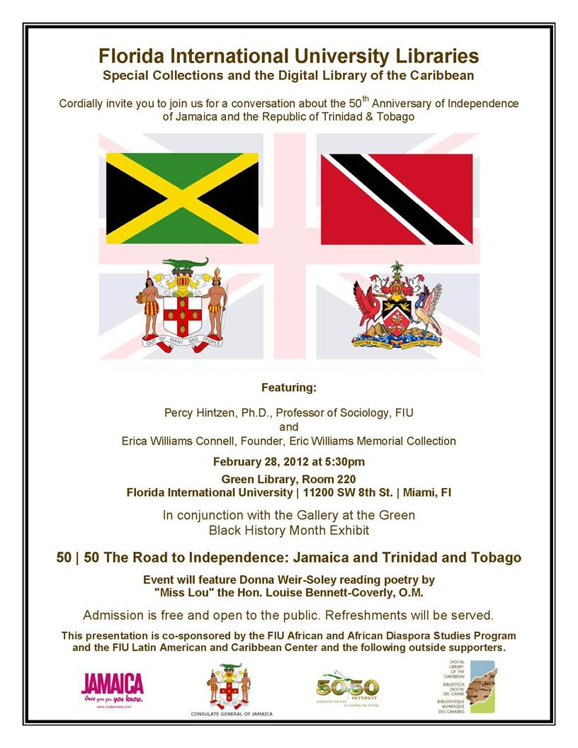 integration in the caribbean The caribbean community (caricom) is an organization of fifteen caribbean nations and dependencies whose main objective is to promote economic integration and.
