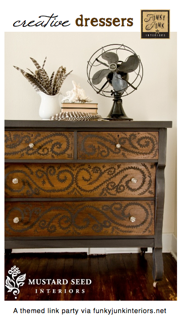 Sns 143 creative dressers funky junk interiorsfunky - Mustard seed interiors ...