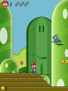 Super Mario Game ăn nấm cho mobile