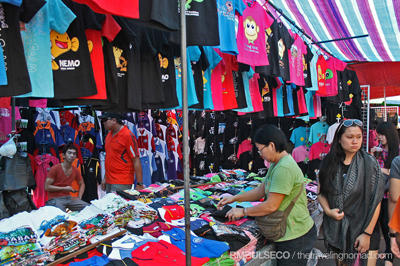 Sunday Market Jalan Gaya at Kota Kinabalu