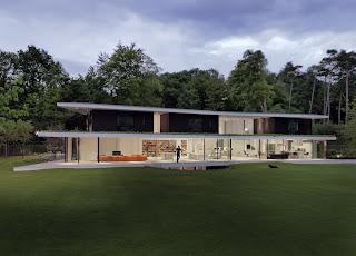 Casa de diseño en Holanda. Powerhouse y Rau