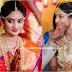 Bride in Ram Sita Kasu Mala