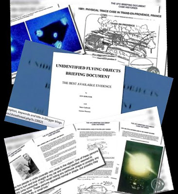 Your Need to Know-UFO Briefing Document - The Best Available Evidence