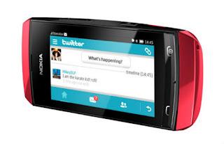 Spesifikasi Nokia Asha 306 Terlengkap | Harga Nokia Asha 306 Terbaru