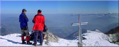 Panorámica desde la cima - 2005