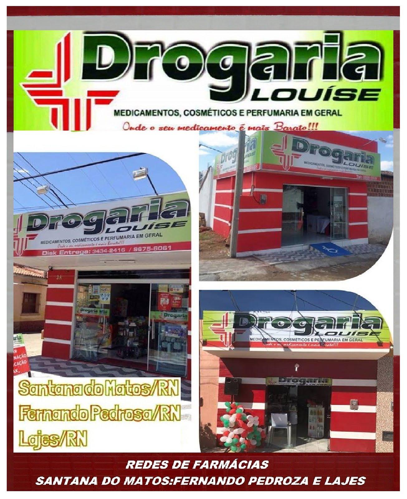 FARMÁCIAS DROGARIAS LOUISE
