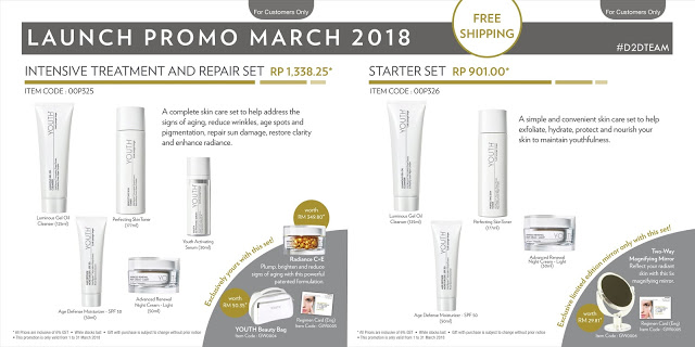 PROMO MAC 2018 { YOUTH SKINCARE }