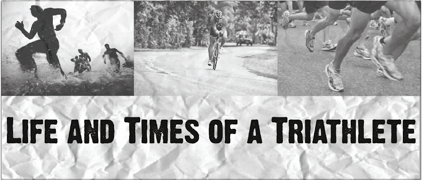 Life and Times of a Triathlete