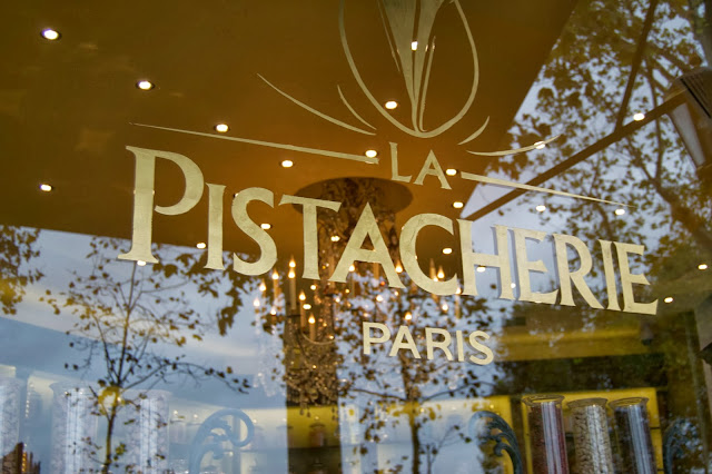 La pistacherie Paris