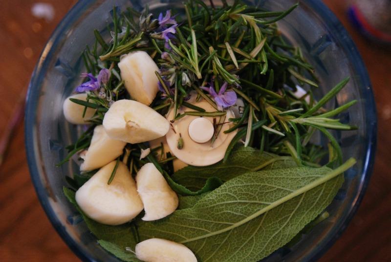 sale erbe aromatiche