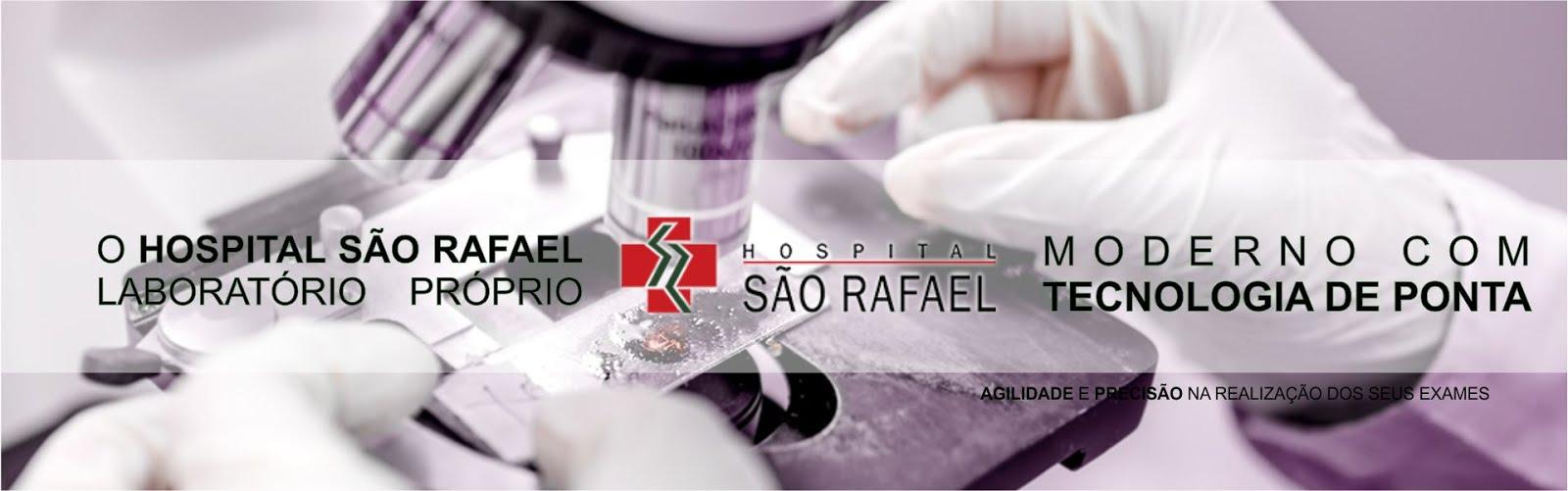 HOSPITAL SÃO RAFAEL (99) 2101-3900