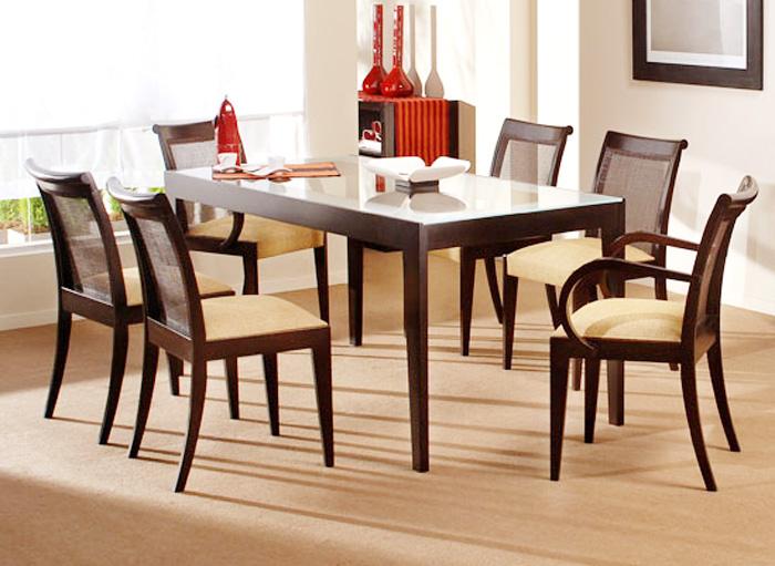 Indigo muebles mesas y sillas en madera for Muebles mesas y sillas