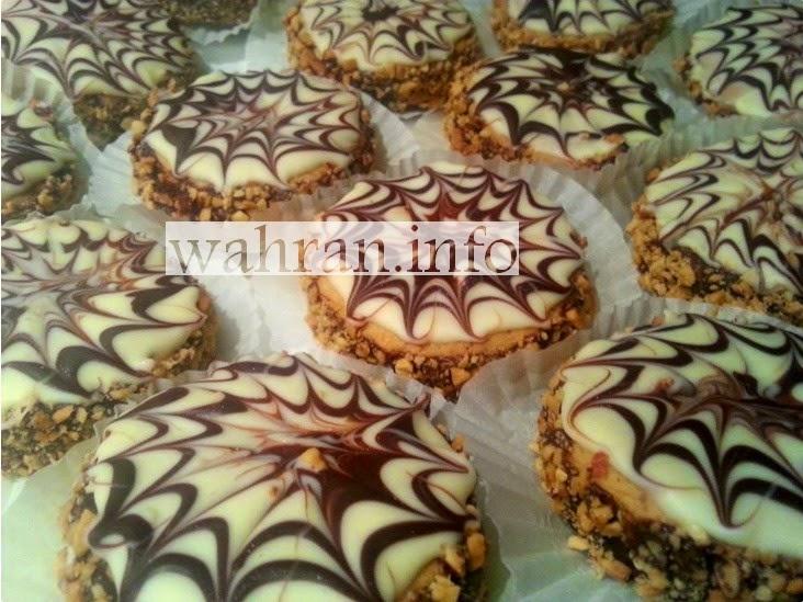 تحضير حلوى بالشكولاطة و الكاكاو J.jpg