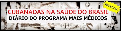 CUBANADAS NA SAÚDE DO BRASIL