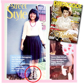 Featured in Dresscode -August issue-