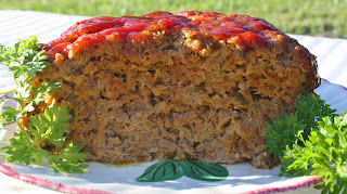 Pastor Ryan's Cajun Meatloaf    from Best of Long Island and Central Florida