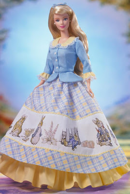 Lovely picture of Barbie HD large image